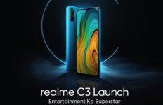 Besok, Realme C3 Siap Melantai di Indonesia - JPNN.com