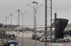 Begini Proses Sterilisasi Pesawat Batik Air Usai Angkut WNI dari Wuhan - JPNN.com