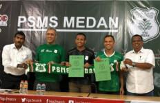 Rachmad Hidayat dan Abdul Rohim Resmi Balik ke PSMS Medan - JPNN.com