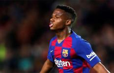 Ansu Fati jadi Pemain Termuda yang Cetak 2 Gol dalam 1 Pertandingan La Liga - JPNN.com