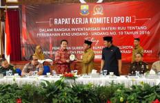 Kunker ke Jambi, Komite I DPD RI Menjalankan Fungsi Pengawasan dan Legislasi - JPNN.com