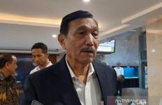 Luhut Binsar Panjaitan Resmi Terpilih Jadi Ketua Umum PB PASI 2021-2025 - JPNN.com