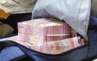 Uang Dikarantina 14 Hari Sebelum Diedarkan