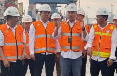 PTP Multipurpose Dukung Ekspor Perdana Olahan Kayu Asal Lampung - JPNN.com