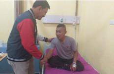 Puluhan Siswa SPN Polda Lampung Keracunan Makanan Sarapan Pagi - JPNN.com