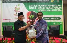 Kementan Dorong Sinergi Lintas Sektor untuk Daerah Rentan Rawan Pangan di Maluku Utara - JPNN.com