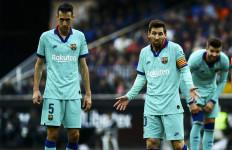 Lionel Messi Tak Suka dengan Omongan Direktur Barcelona - JPNN.com