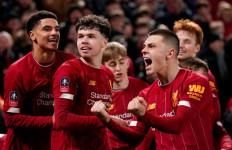 Ukir Rekor Starter Paling Muda, Liverpool Tembus 16 Besar Piala FA - JPNN.com