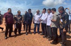 Demi Aspirasi Warga Kepri, Ketua DPD Tinjau Titik Lokasi Jembatan Batam-Bintan - JPNN.com