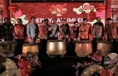 Nadiem Makarim Semringah Rayakan Imlek - JPNN.com