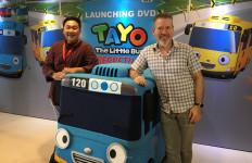 Luar Biasa, DVD Tayo Jadi yang Paling Laris - JPNN.com