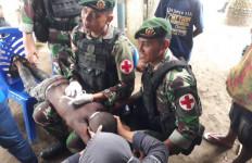 Yakob Putra Daerah Papua Berterima Kasih Kepada Om Tentara - JPNN.com