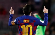 Sudah Punya Ronaldo, Juventus Masih Incar Lionel Messi - JPNN.com