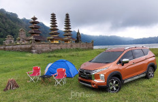 Mitsubishi Xpander Cross Berekspansi ke Pasar Vietnam - JPNN.com