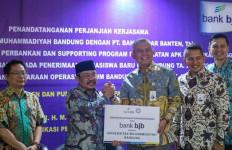 Bank BJB Teken MoU dengan Universitas Muhammadiyah Bandung - JPNN.com
