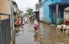 Banjir di Kabupaten Bandung, Ratusan Jiwa Terpaksa Mengungsi - JPNN.com