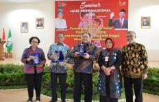 Kepala BKP Kementan Paparkan Langkah Strategis Penurunan Stunting di HPN 2020 - JPNN.com