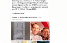 Ketika Empat Menteri Jokowi Duduk di Kelas Ekonomi Pesawat - JPNN.com