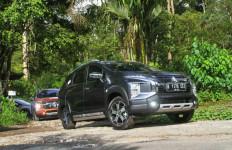 Test Drive Mitsubishi Xpander Cross: Low SUV Kaki Jangkung - JPNN.com