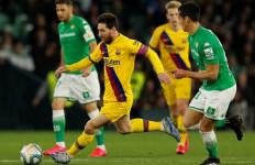 Tak Sumbang Gol, Lionel Messi Cukup Catat 3 Assist Buat Barcelona - JPNN.com