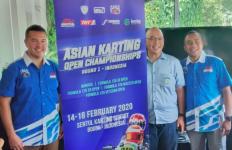 Asian Karting Open Championships Digelar Pekan Depan - JPNN.com