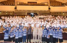Ratusan Pelajar SMAN 1 Warunggunung Banten Sambangi Gedung MPR - JPNN.com