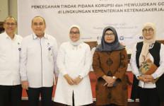 Cegah Korupsi, Kemnaker Gandeng KPK - JPNN.com