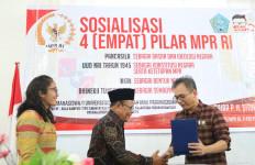 Pesan Sihar Sitorus Saat Sosialisasi Empat Pilar Kebangsaan di Padangsidempuan - JPNN.com