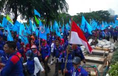 Presiden KSPSI Sampaikan Tuntutan Buruh Kepada Pimpinan DPR - JPNN.com