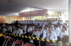 Peserta Tes CPNS Kedapatan Membawa Azimat - JPNN.com