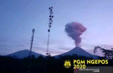 Gunung Merapi Erupsi, Terdengar Dentuman Satu Kali - JPNN.com