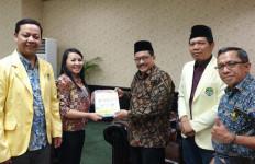 Bertemu Wakil Menag, Pemuda Katolik Tegaskan Tolak Praktik Intoleransi di Indonesia - JPNN.com