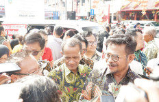Kementan Guyur Bawang Putih dan Cabai ke 5 Pasar di Surakarta - JPNN.com