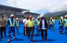 Puji Progres Pembangunan Venue PON 2020, Menpora: Semua Berjalan Sesuai Rencana - JPNN.com