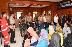Panglima TNI Tinjau Posko Relawan Karhutla di Riau - JPNN.com