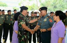 41 Perwira Tinggi TNI Naik Pangkat, Nih Daftar Namanya - JPNN.com