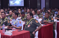 Pesan Panglima TNI Saat Rapat Koordinasi Logistik TNI - JPNN.com