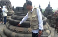 3.000 Noda Permen Karet Merusak Keindahan Candi Borobudur - JPNN.com