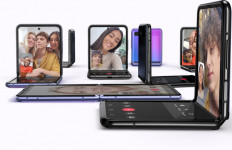 Produksi Samsung Galaxy Fold dan Galaxy Z Flip Disetop - JPNN.com