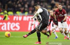 AC Milan Vs Juventus: Kartu Merah dan VAR Selamatkan Tim Tamu - JPNN.com