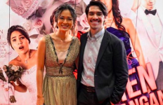 Suami Prisia Nasution: Kadang Lupa ini Valentine - JPNN.com