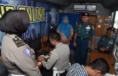 Gandeng Ditlantas Polda Jatim, Pomal Beri Layanan Spesial Bagi Prajurit Koarmada II - JPNN.com