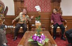 Wakil Ketua MPR Syarief Hasan Minta Masukan Gubernur Bali soal Amendemen UUD 1945 - JPNN.com