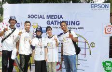 PT Epson Indonesia Rutin Gelar Gathering dengan Netizen - JPNN.com