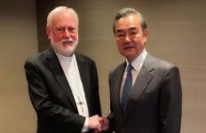 70 Tahun Perang Dingin, Tiongkok dan Vatikan Mulai Jalin Kemesraan - JPNN.com