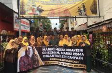 Bursa Cawali Surabaya, 30 Kelurahan Dukung Eri Cahyadi - JPNN.com
