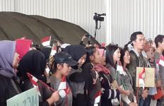 Mereka Menangis saat Indonesia Raya Dikumandangkan - JPNN.com
