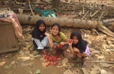Anak-anak Korban Banjir Mulai Bangkit - JPNN.com