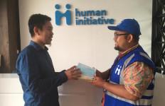 Mitigasi Penyebaran Virus Corona, Human Initiative Salurkan 5.000 Masker untuk WNI di Taiwan - JPNN.com