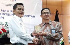 Setjen MPR RI Raih Maturitas SPIP Level 3 dari BPKP - JPNN.com